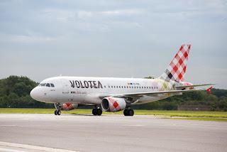 Volotea riprende le operazioni da Napoli il 18 giugno