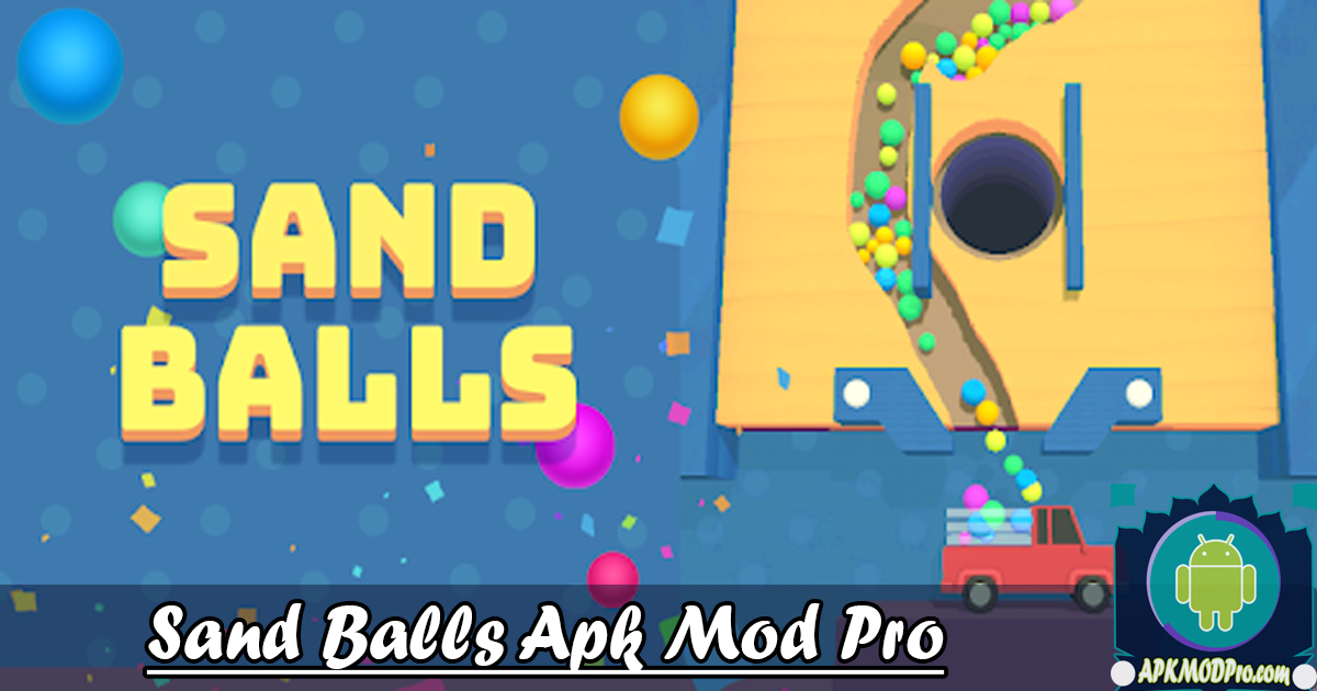 Sand Balls MOD APK v1.2.0 (Unlimited Diamonds) Terbaru 2020