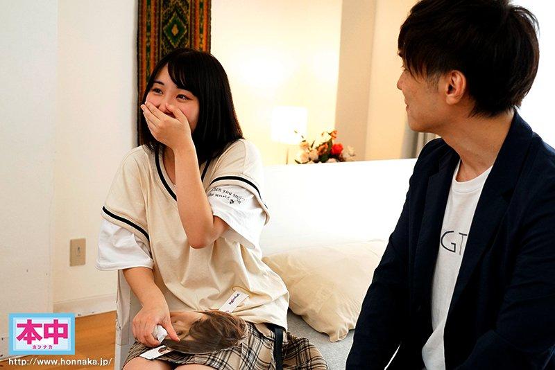 在心爱的男优面前被中出!从乡下来到东京的她上了天堂却也下了地狱!