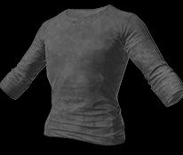 Черная футболка с длинным рукавом (Black Long Sleeved T-shirt)