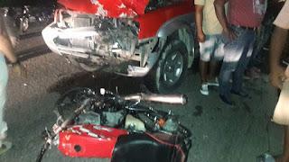 Muere joven en accidente de tránsito en Jaquimeyes, Barahona