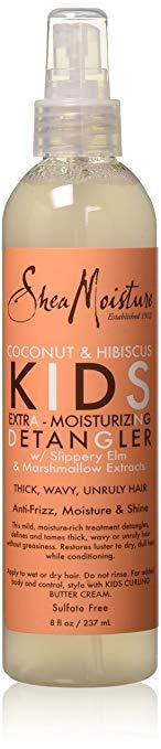 Shea Moisture Kids Detangler