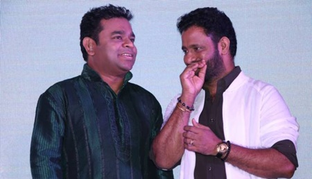 """Oru Kathai Sollatuma""AudioLaunch |Shankar |A. R. Rahman |Resul Pookutty"