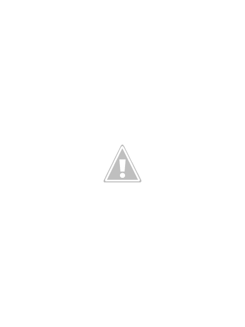 Abstract Face Print Loose Casual V-neck Dress