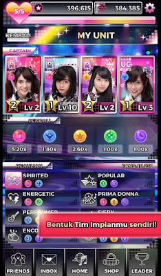 JKT48 PUZZLE STAGE Apk 1.01 Android