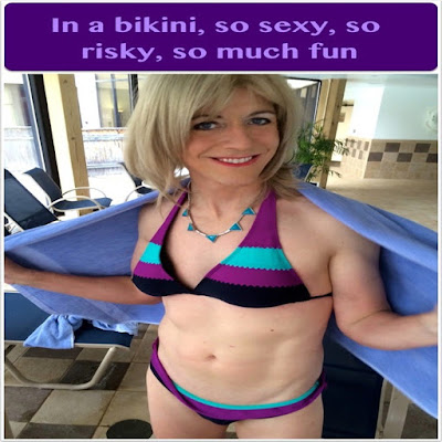 So much fun Sissy TG Caption - kyra sissy musings - Crossdressing and Sissy Tales and Captioned images