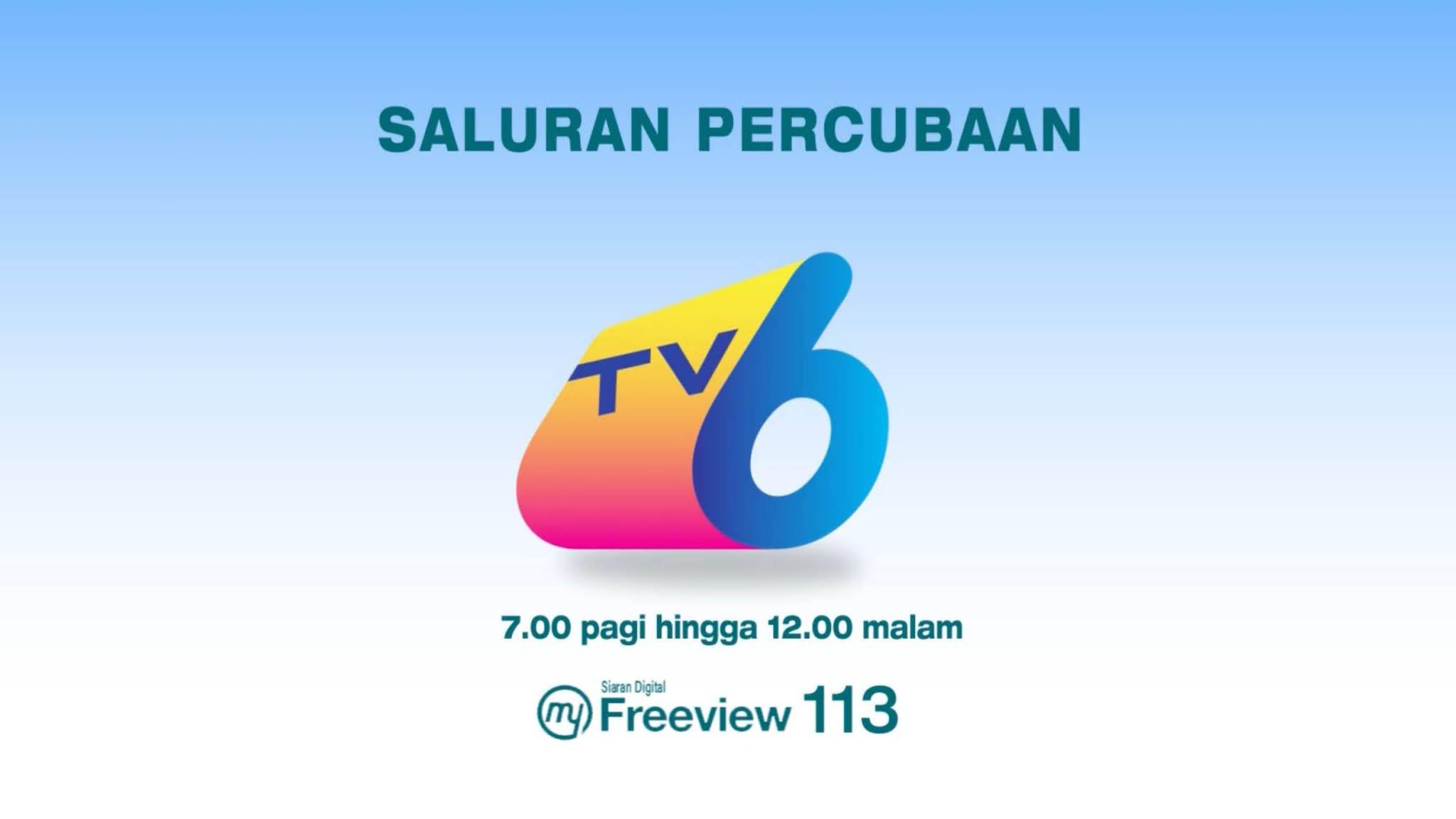 Kini Dalam Tempoh Percubaan. RTM Akan Lancarkan TV6 Tidak Lama Lagi