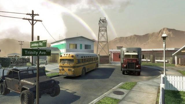 الكشف عن أول التفاصيل عن خريطة Nuketown القادمة للعبة Call of Duty Black Ops 4 و شكل مختلف هذه المرة ..