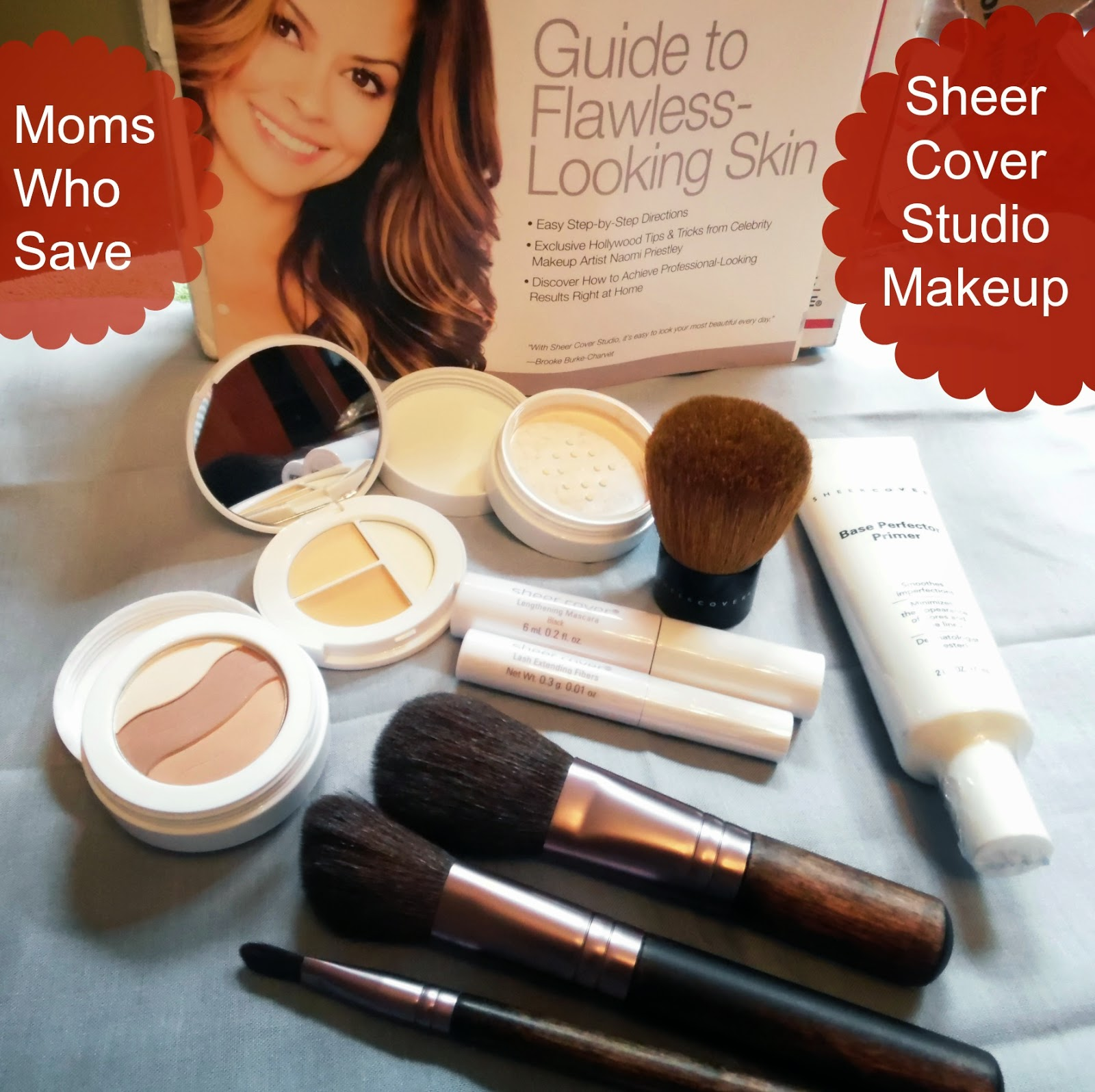 Get a #FlawlessFinish With Sheer Cover Studio Makeup + a Limited Time Discount!