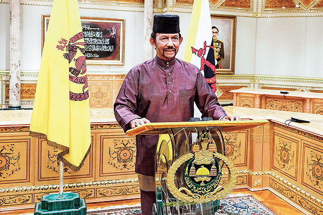 Brunei Moratorium Hukuman Mati Pelaku LGBT