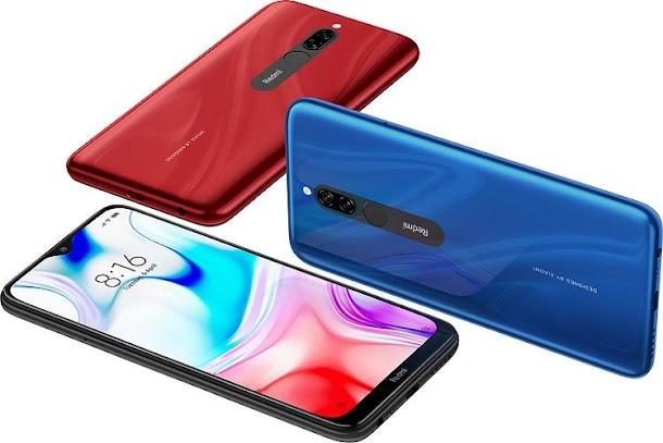 Xiaomi Resmi Hadirkan Redmi 8 dan Redmi 8A di Indonesia, Inilah Harganya