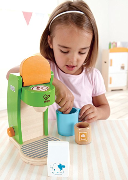 Hape Kid's Coffee Maker