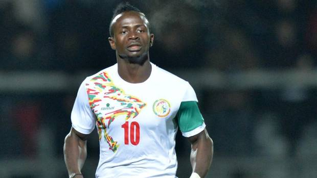 The Lions of Teranga captain Mane