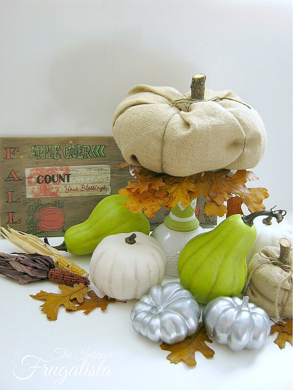 DIY Budget-Friendly Fall Pumpkin Ideas