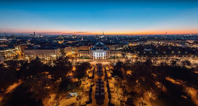 Night Vienna