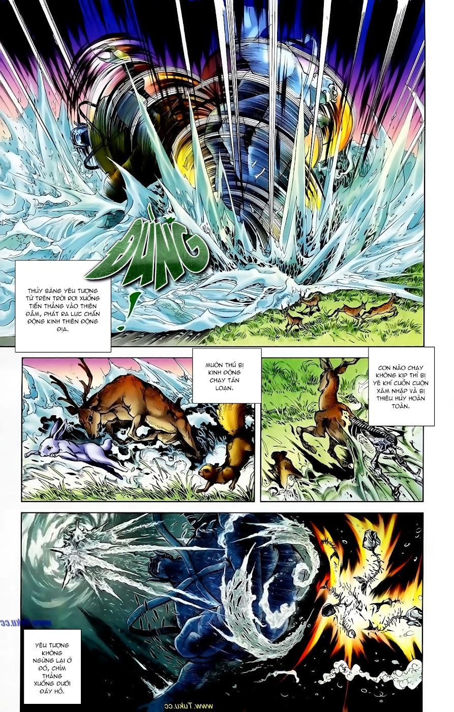 Cơ Phát Khai Chu Bản chapter 108 trang 9