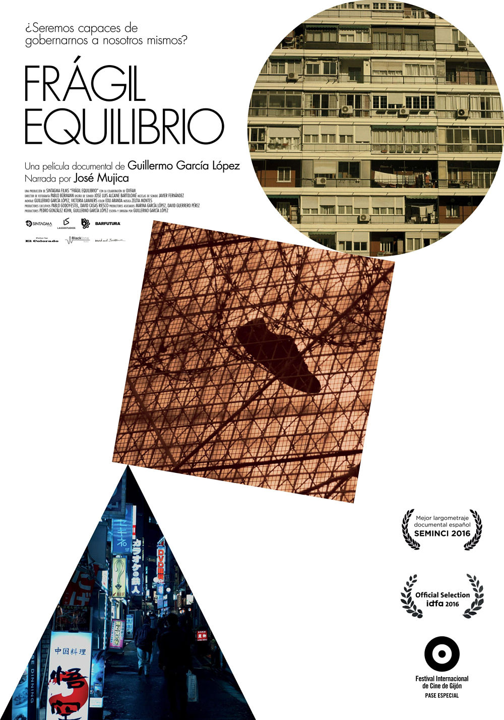 Frágil Equilibrio documental