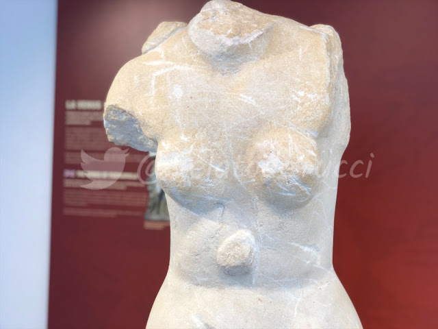 torso de la Venus de Fuengirola