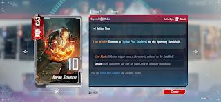 Marvel duel baron strucker