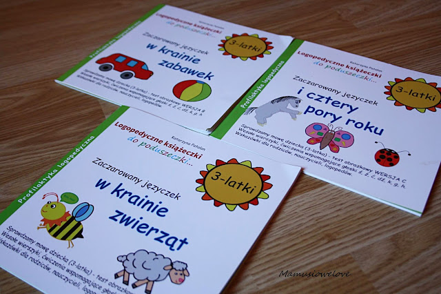 Jak zapobiegać wadom wymowy u dzieci? Książeczki logopedyczne - Wydawnictwo Ida