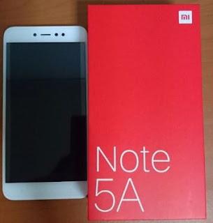 Cara Mengganti Font Redmi Note 5A