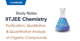 Purification, Qualitative and Quantitative Analysis of Organic Compounds