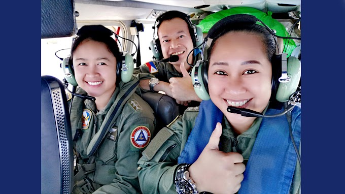 Real Life Heroes : Negrense Female Pilot Breaks Higher Ground