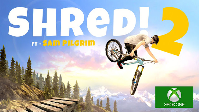 Shred! 2 launches on Xbox One