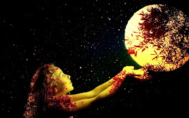 Вечерний ритуал на исполнение лунных желаний