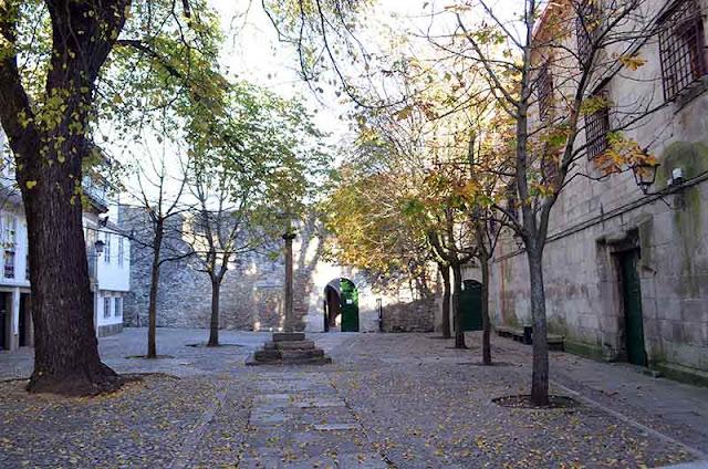 plaza de las Bárbaras