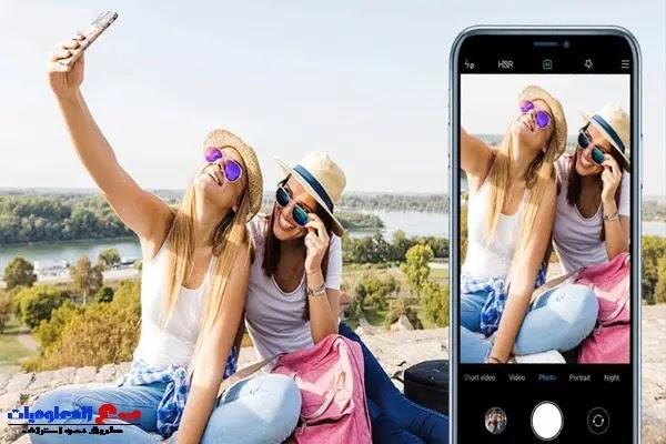 أفضل 8 تطبيقات كاميرا سيلفي احترافية مجانا على الاندرويد
