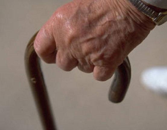 perdita di massa muscolare negli anziani