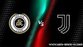 نتيجة مباراة يوفنتوس وسبيزيا الدوري الايطالي