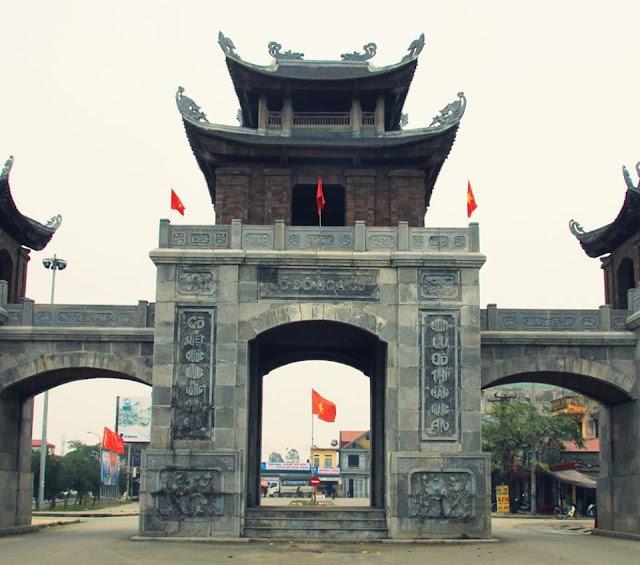 Cố đô Hoa Lư Ninh Bình