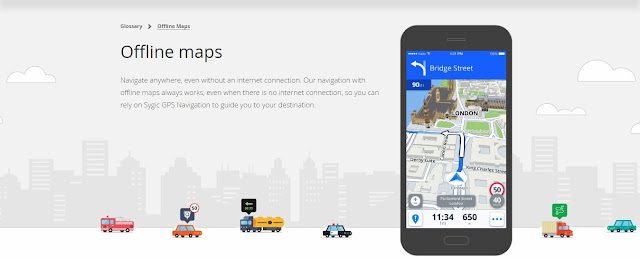 Sygic: GPS, Navigation, and Offline Maps