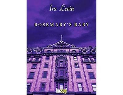 Rosemary's Baby- copertina libro