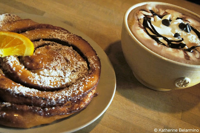 Fika Mochaccino and Kanelbulle Things to Do in Stockholm Sweden