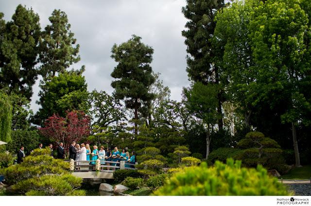 Best Outdoor Wedding Venues In Southern California earl burns miller japanese garden