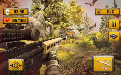 Wild Animal Shooting Game Apk