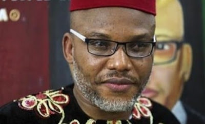 AKK Pipeline: That Is Why They Want One Nigeria – Nnamdi Kanu Blows Hot