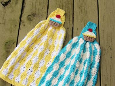 Hand Towel Crochet Pattern