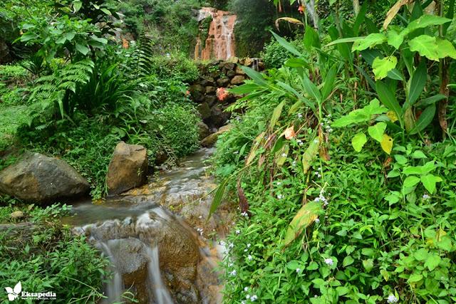 Grojogan Di Desa Kemawi | Klenting Kuning