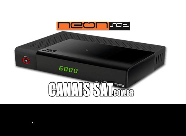 Neonsat J23 Nova Atualização N41 - 03/06/2020