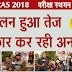 RAS 2018 आंदोलन हुआ तेज़, सरकार कर रही अनदेखी