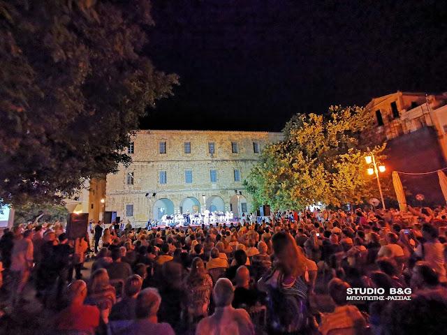 Με συναυλία στο Ναύπλιο γιόρτασε το Λιμενικό Σώμα τα 100 χρόνια ιστορίας του (βίντεο)