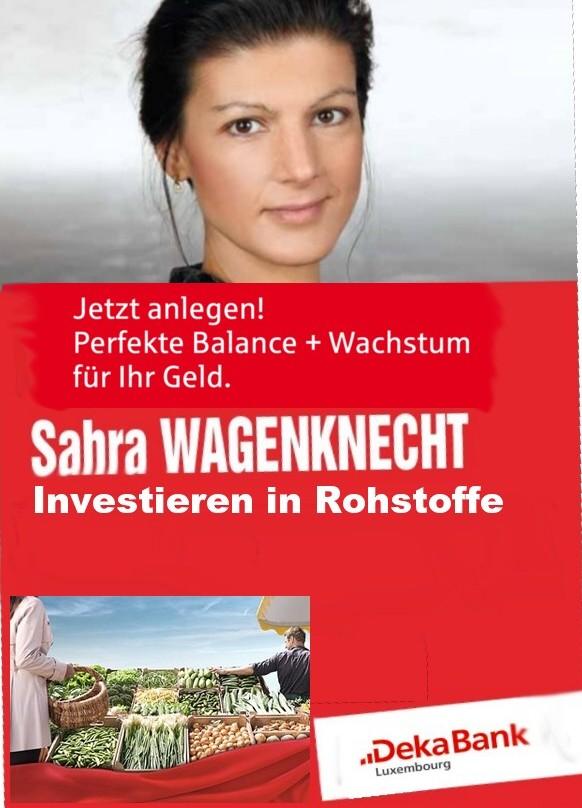 Nackt sara wagenknecht Sahra Wagenknecht