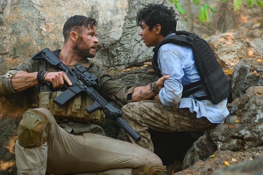 Netflix показал тизер продолжения боевика «Тайлер Рейк: Операция по спасению»