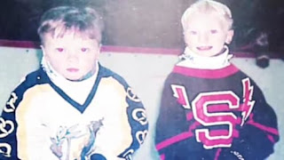 John And Carl Klingberg As Kids