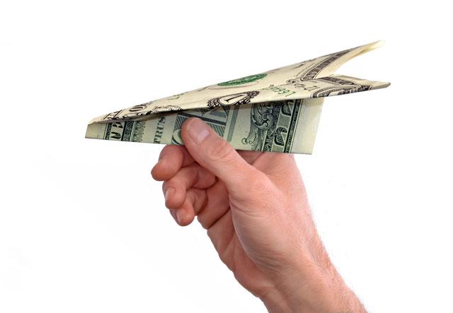 Tirar el dinero es fácil, no lo hagas