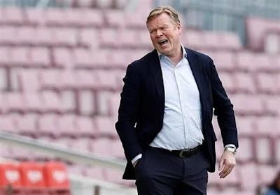 بعد تجدید الثقة.. کومان یعلن عن هدفه فی برشلونة